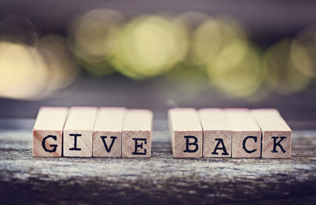 Our community, our commitment - give back through donations to Central Montcalm Community Foundation