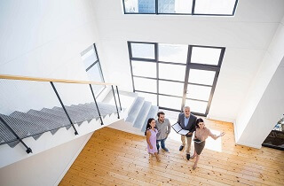 real estate developers and real estate builders