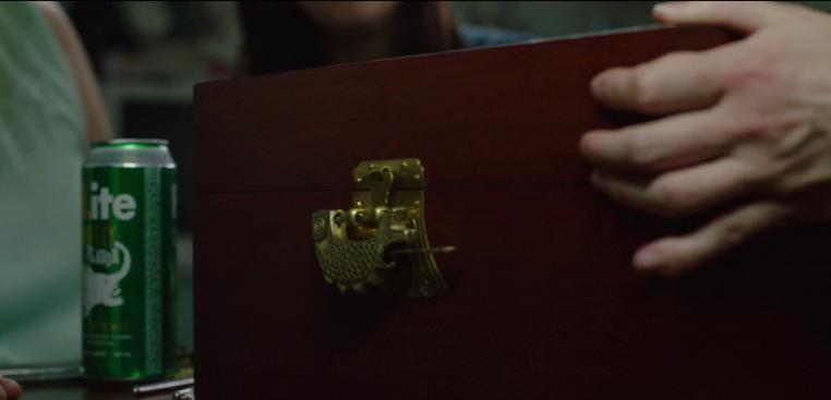 The significance of locks in Korean culture (Korean cultural details in Parasite)