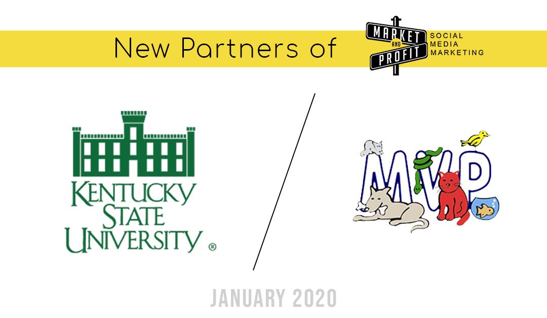 January 2020 New Partners