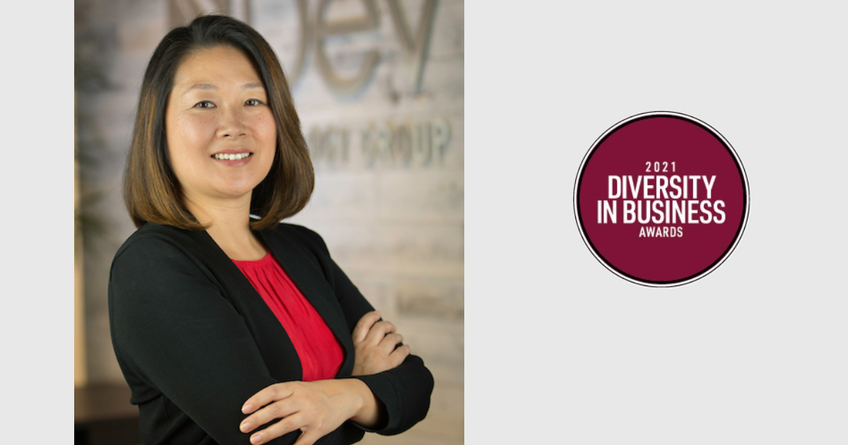 Susie Sylvester Duggal Recognized at 2021 Diversity in Business Awards