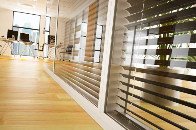 PA 100 Blinds