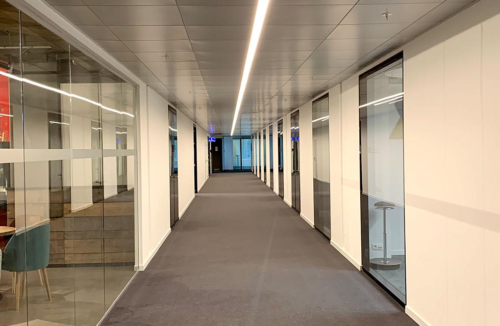 Buro & Design Centre in Brussels