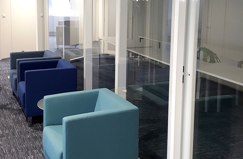 Embassy in Brussels uses Line Systems