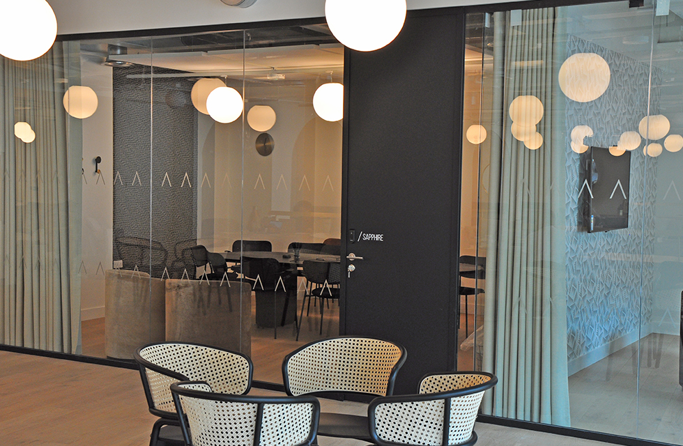 LABS 90 Co-working space in London