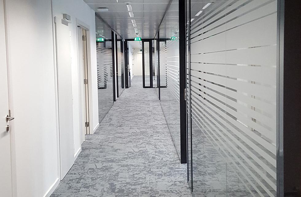 Montoyer Lawyers Office in Brussels