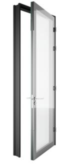 Glass Acoustic Double Glazed Door