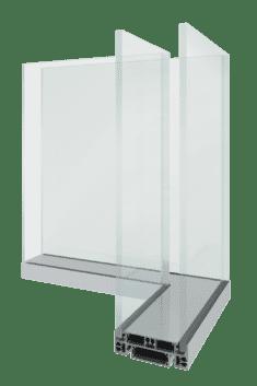 Glass Acoustic Corner Unit