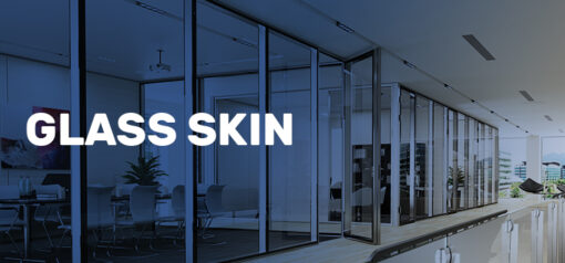 Line Systems Glass Skin