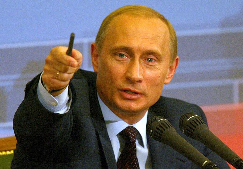 Putin acusa a Occidente de incitar a la guerra civil en Ucrania