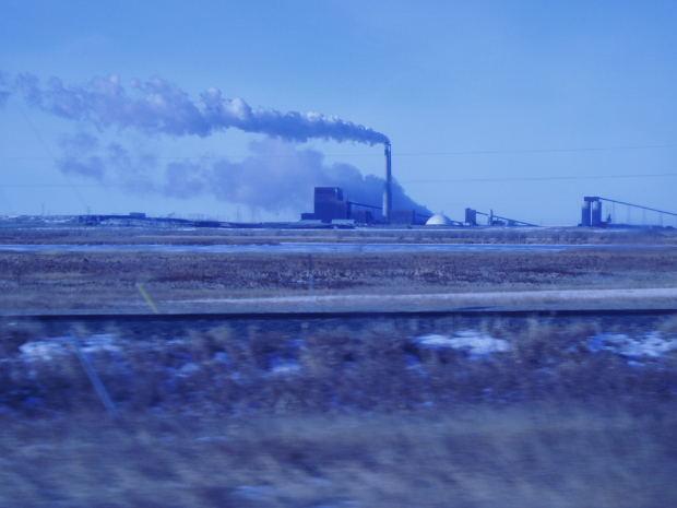 La contaminación atmosférica aumenta los ataques al corazón