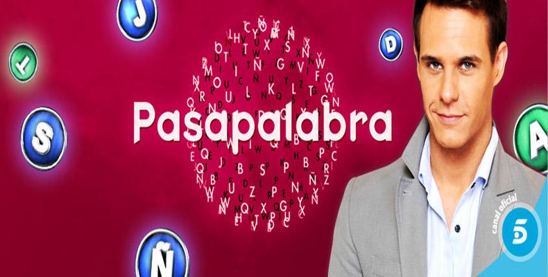 Telecinco acierta con su exhibición de 'Pasapalabra', el concurso 'blanco' de la televisión