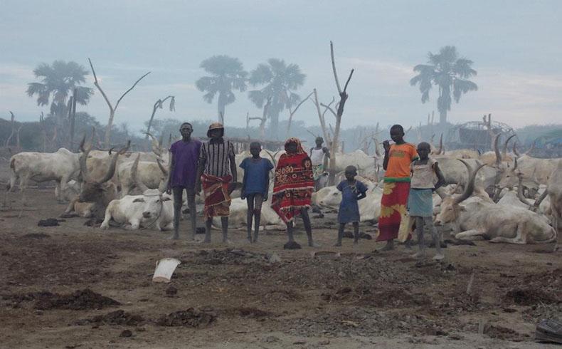Llegadas masivas de refugiados a Etiopía tras la toma de Nasir, en Sudán del Sur