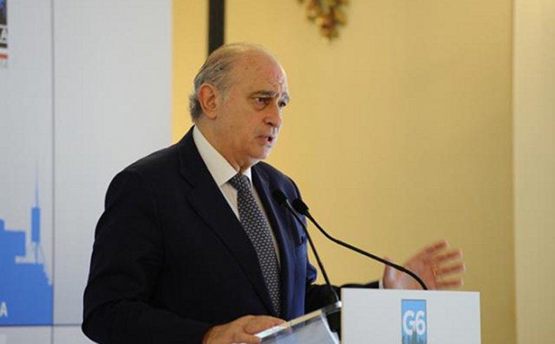 Fernández Díaz se reúne en Milán con sus homólogos europeos