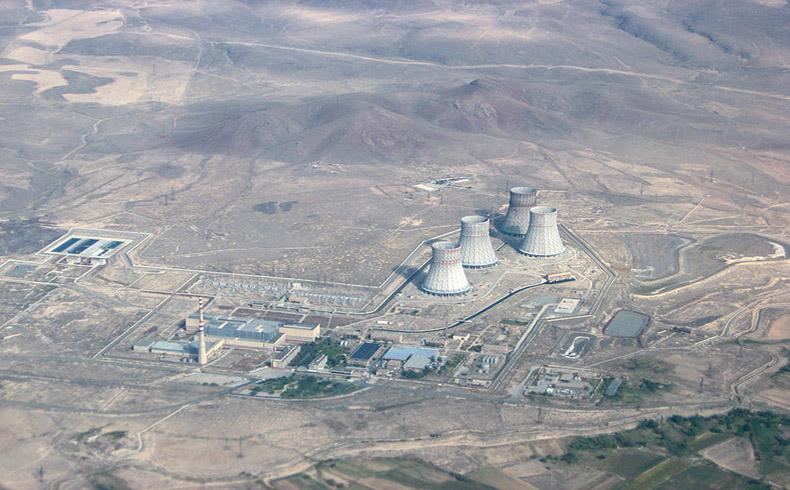 Rusia proveerá a Armenia de una 'isla nuclear'