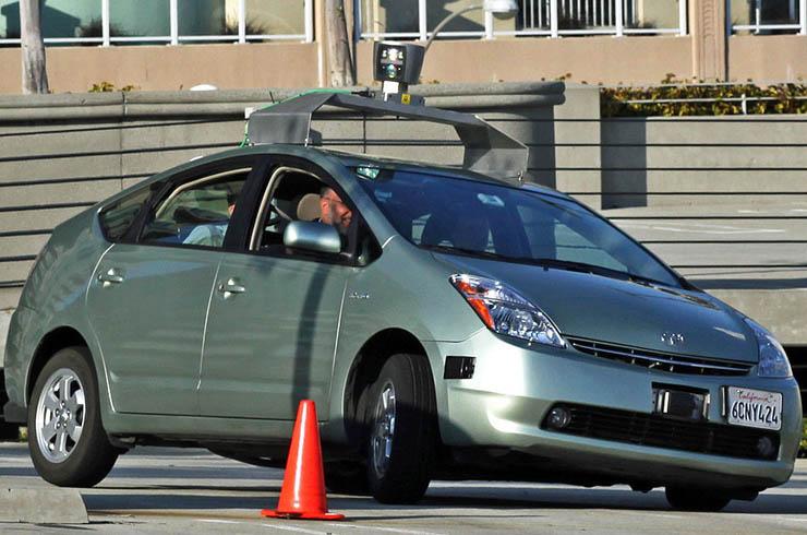La jungla urbana, el próximo obstáculo a superar por el vehículo autónomo de Google