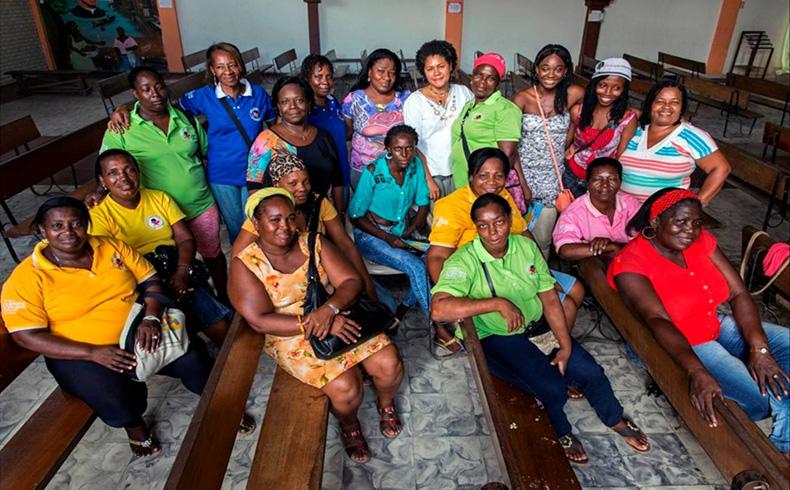 Red colombiana de defensa de los derechos de las mujeres recibirá el Premio Nansen