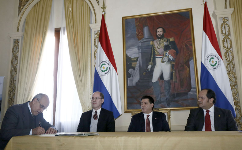 Nueva York: El Canciller del Paraguay Eladio Loizaga participa en Reuniones de Alto Nivel