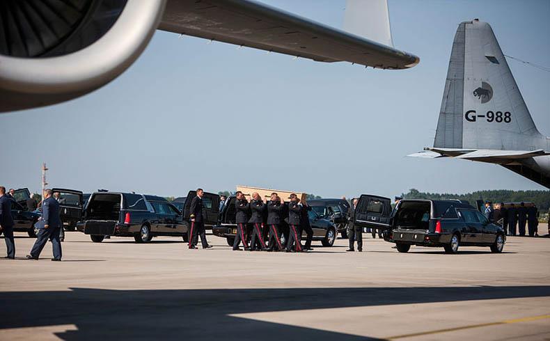 Según el ministro de Relaciones Exteriores holandés, fueron recuperados más efectos personales de las víctimas en el lugar donde se estrelló el MH17