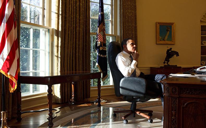 Obama condenó violencia en Ferguson e instó a trabajar para el cambio