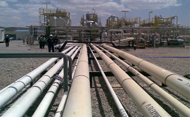 Las exportaciones de petróleo iraquí kurdo se incrementaron en 60 por ciento en noviembre