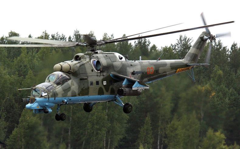 Azerbaiyán derriba un helicóptero militar armenio que violó su espacio aéreo