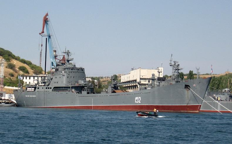Las fuerzas armadas rusas comienzan ejercicios en Crimea