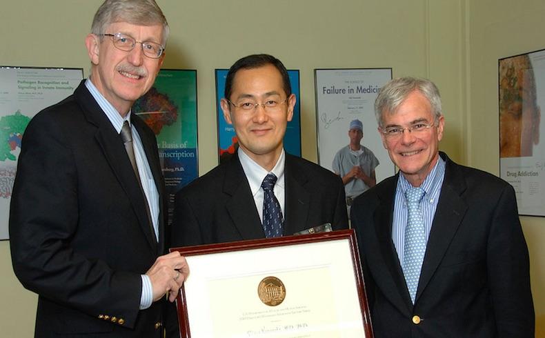El Premio Nobel de Medicina, Shinya Yamanaka recuerda que las células madre adultas son idénticas a las embrionarias y que su uso no elimina al embrión