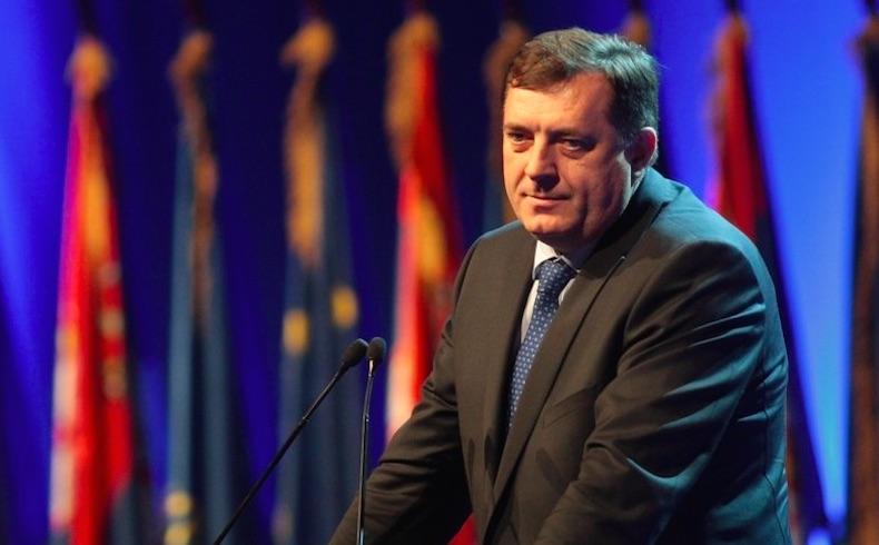 Turquía bloquea el vuelo de Dodik a Armenia