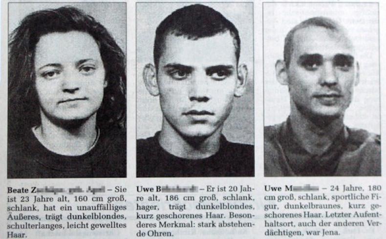 Alemania: una neonazi sospechosa de asesinato podría 'romper su silencio'