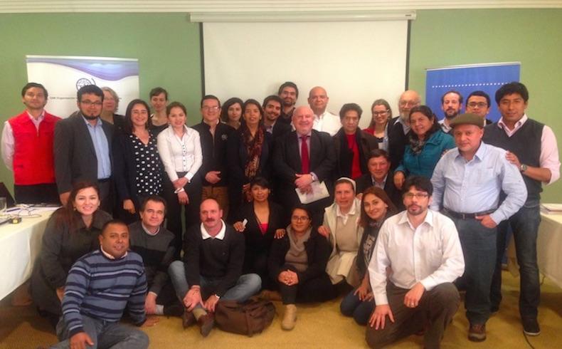 Sociedad Civil debate acciones para fortalecer la protección de refugiados en fronteras de Bolivia, Chile y Perú