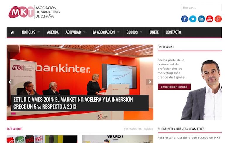 El marketing acelera la inversión publicitaria. En el año 2014 creció un 5% hasta los 27.050 millones de euros