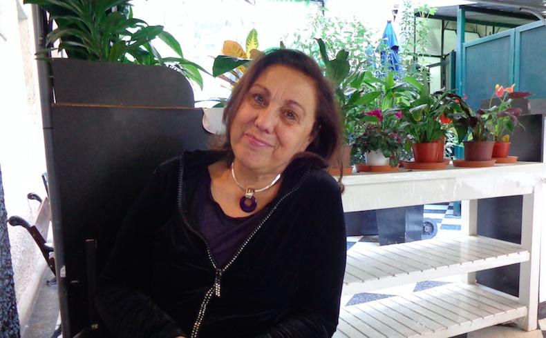 Graciela Perosio: sus respuestas y poemas