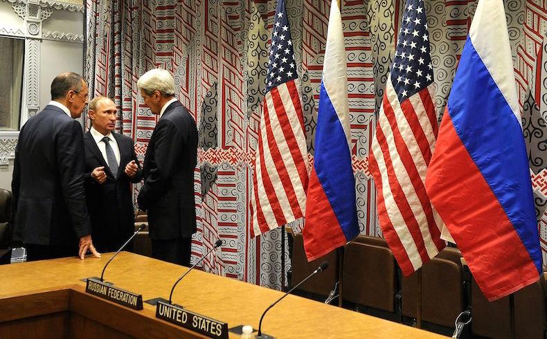 Rusia y EEUU prometen esfuerzos conjuntos para impulsar proceso sirio en NY