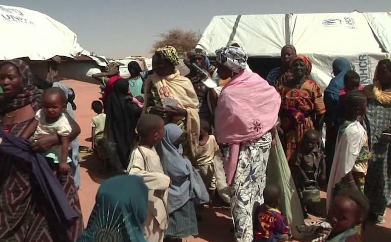 En Mali mueren mil niños de hambre todas las semana