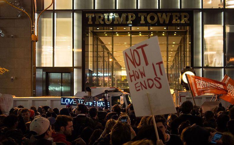 ¿Hacia un régimen autocrático en EE.UU.?