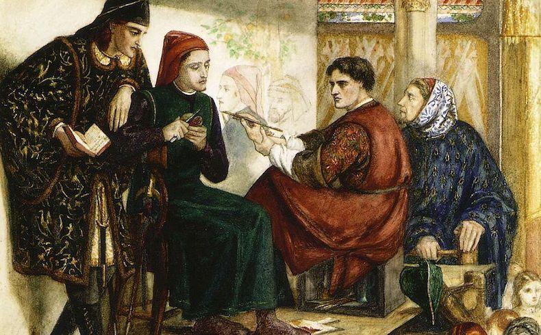 Dante y la utilidad
