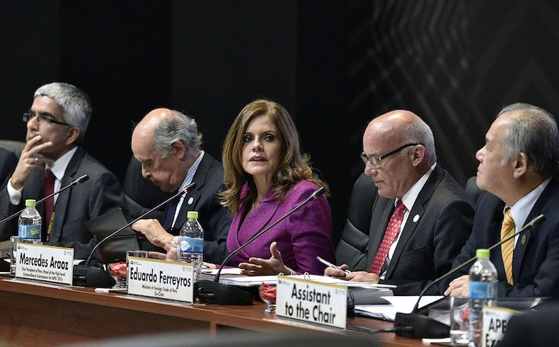 Maduro no podrá entrar a Perú ni a la Cumbre de las Américas