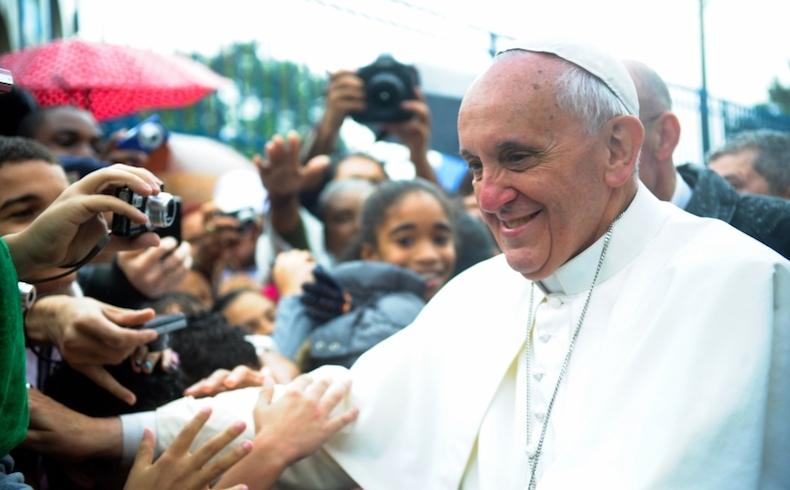 5 años con Papa Francisco