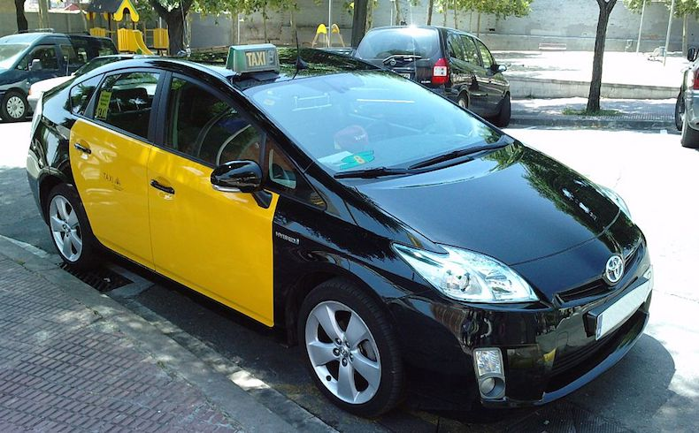 Taxis legales