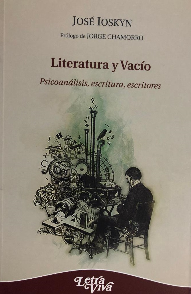 Libro Ioskyn 5 - Literatura y vacio. P sicoanálisis, escritura, escritores