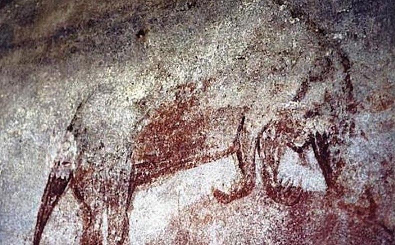 ¿Pinturas rupestres de Arnhem, las más antiguas del mundo?