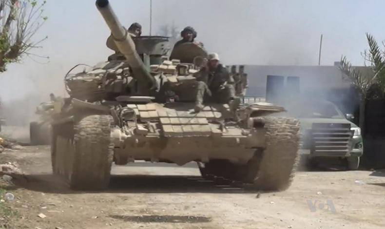 El régimen de Asad lanza disparos de hostigamiento contra un punto de vigilancia del ejército turco