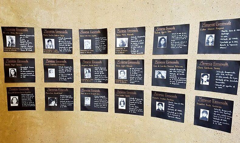 Chile bajo el terrorismo de estado y el crimen contra los Derechos Humanos