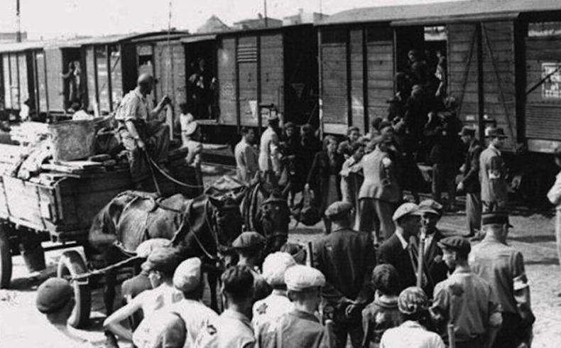 La deportación de los Tártaros de Crimea