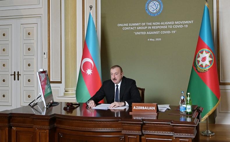 Azerbaiyán contribuye significativamente a fortalecer la solidaridad y la cooperación a nivel mundial en la lucha contra COVID-19