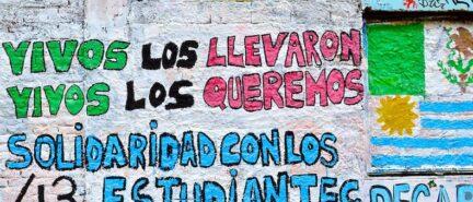"""Los """"Cienfuegos"""" de Ayotzinapa"""