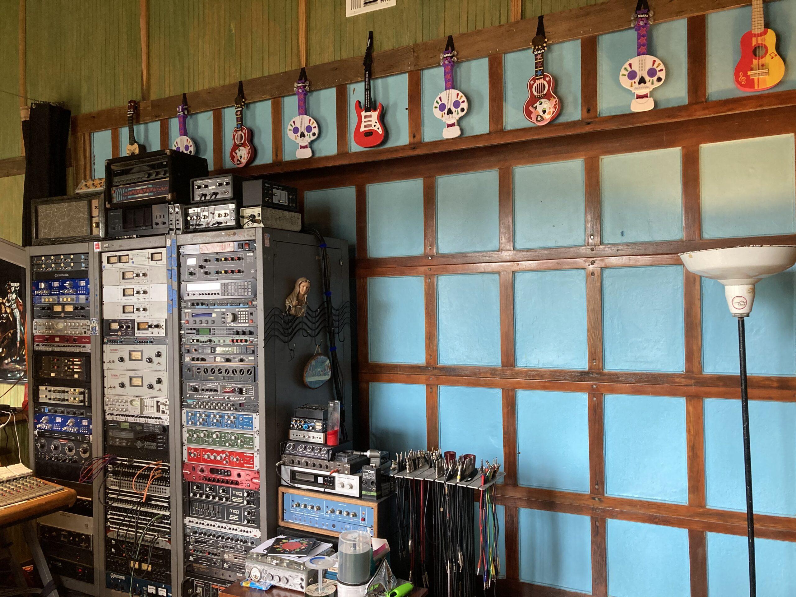 control room roll down door