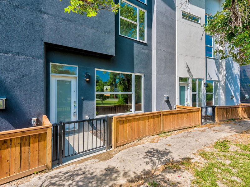Red Tree Projects townhome