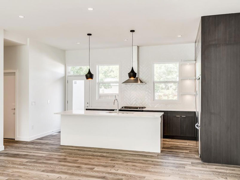 luxury and modern kitchen renovations by red tree projects